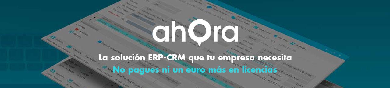 Software ERP, CRM, SGA, BPM de gestión para todo tipo de empresa. Freeware, sin coste de licencia